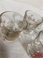 Shot glasses, Garden of the Gods Riviera