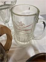 Crown royal glasses sundae glasses Wisconsin Dell