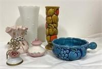 Vintage vases and pretties