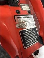 Homelite XL Textron Chainsaw
