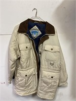 Haband's Stag Hill Coat, Size Large