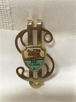 East St Louis Casino Queen money clip and Granite