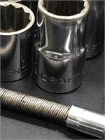 Craftsman Sockets and Rachets