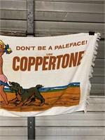 Vintage Coopertone Beach Towel