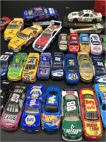 Die Cast Cars Mostly NASCAR