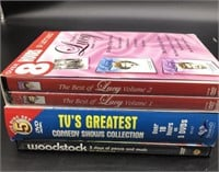 DVDs The best of Lucy, TVs greatest comedy shows,