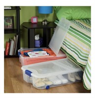 Sterlite 66 quart ultra storage box