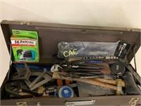 Rolling Tool Box Full of Gun Tools