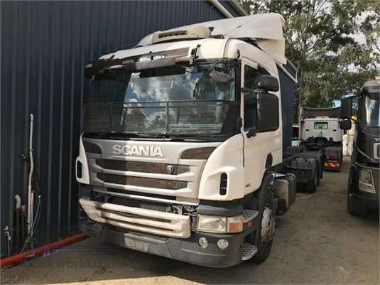 2012 Scania P400 - Wrecking for Sale
