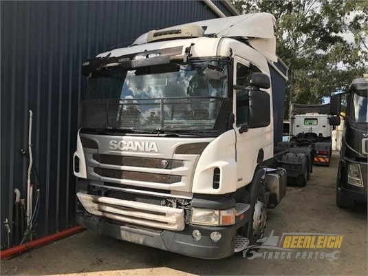 2012 Scania P400 Beenleigh Truck Parts Pty Ltd - Wrecking for Sale