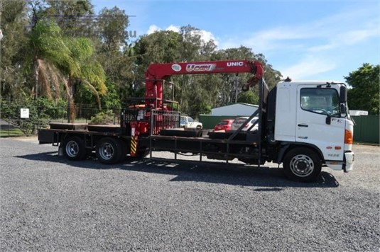2014 Unic other - Cranes & Tailgates for Sale