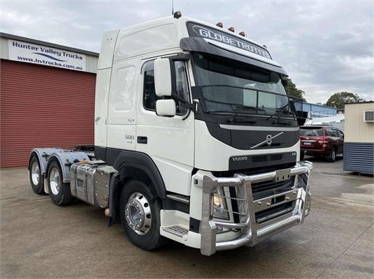 2016 Volvo FM500 - Trucks for Sale