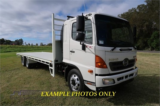 2011 Hino 500 Series 1628 FG  - Trucks for Sale
