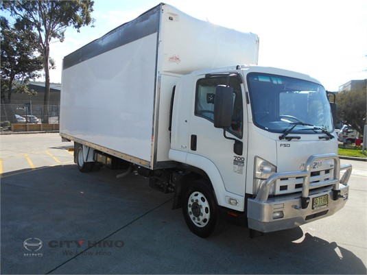 2012 Isuzu FSD City Hino - Trucks for Sale