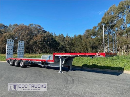 2019 Freightmaster DROP DECK DOC Trucks - Trailers for Sale