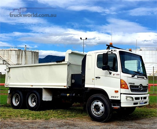 2008 Hino 500Fm2627 - Trucks for Sale