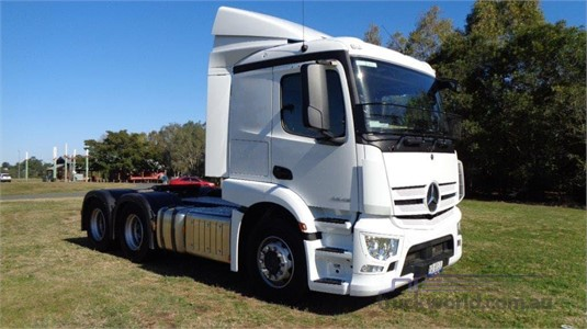 2019 Mercedes Benz Actros 2646 - Trucks for Sale