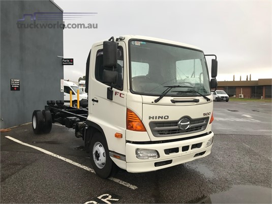 2014 Hino FC - Trucks for Sale