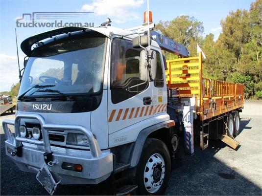 2006 Isuzu FVY 1400 - Trucks for Sale