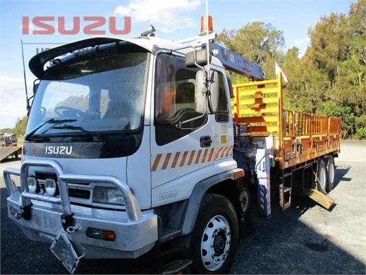 2006 Isuzu FVY 1400 Used Isuzu Trucks - Trucks for Sale