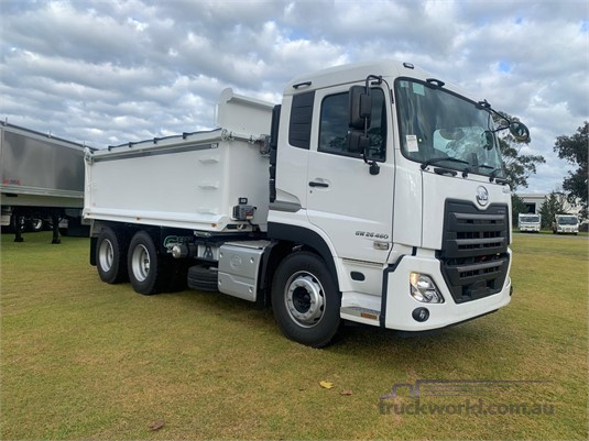 2020 UD Quon Gw26.460 - Trucks for Sale