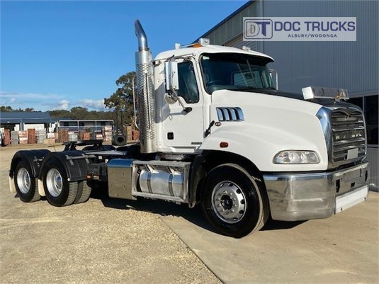 2013 Mack Granite DOC Trucks - Trucks for Sale