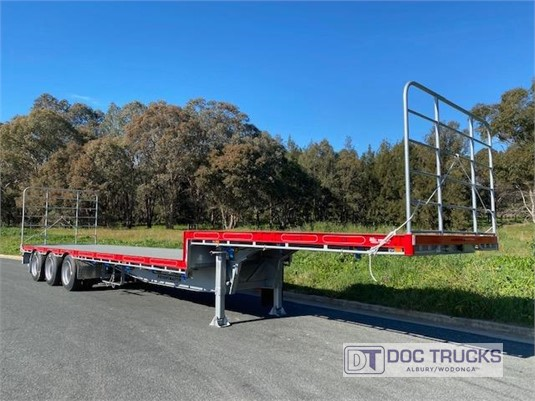 2020 Freightmaster DROP DECK DOC Trucks - Trailers for Sale