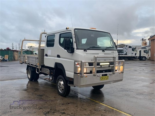 2016 Fuso Canter FG 4x4 Crew Cab - Trucks for Sale