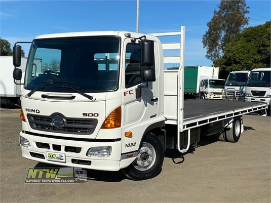 2013 Hino FC1022 National Truck Wholesalers Pty Ltd - Trucks for Sale