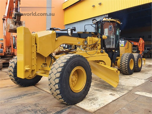 2008 Caterpillar 14M Delco Equipment Pty Ltd - Heavy Machinery for Sale