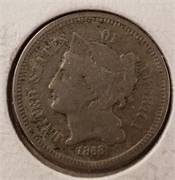 July Coin Online-only Auction