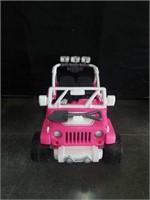 Power Wheels Jeep