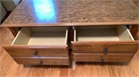 Coffee Table W/drawers
