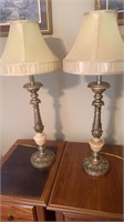 2- 3ft Lamps