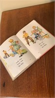 Old classic readers children book