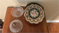 Candy Dish & Cookie tin