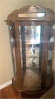 Curio Cabinet w/light