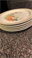 5 matching plates