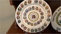 United States plates