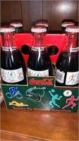 Olympic Coke Bottles, Bicentennial Plate