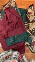 Curtain & tablecloth