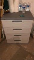 Black and decker 4 drawer Storage