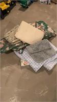 Chair pads,blanket, rug
