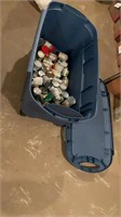 Large tote w/contents