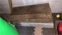 3 concrete drains