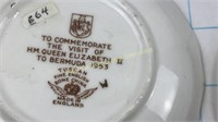 Elizabeth II Tuscan China Group