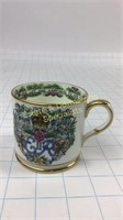 Elizabeth II Hammersley China Coronation Cup