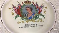 Elizabeth II Royal Winton Grimwades Plate