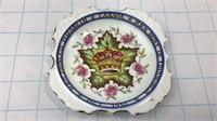 1951 Canada Visit Dish Paragon