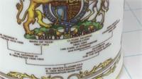 EIIR Royal Aynsley Golden Jubilee Cup